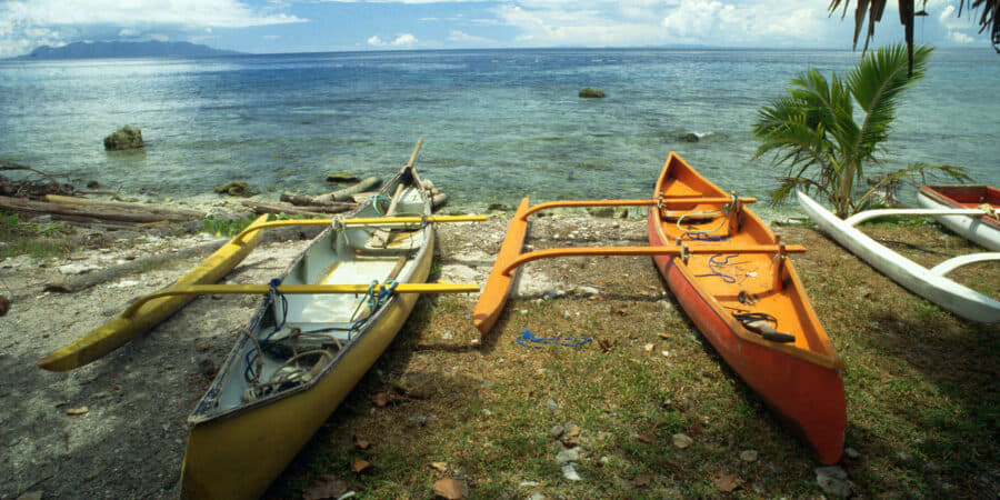 Salomons eilanden