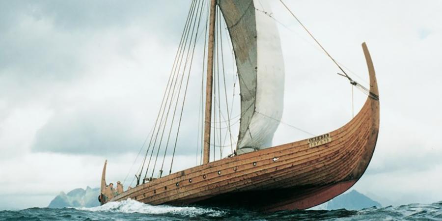 Vikingship Lofotr