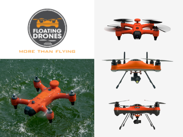 Floating Drones
